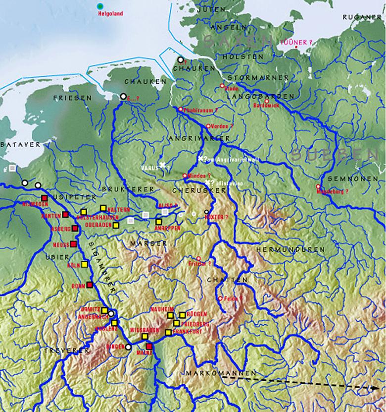 Varusschlacht Karte.Eisenbahn Modelleisenbahn Schmalspur Schmalspureisenbahn